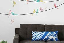 Chance's Room / Gallery wall / by Lucy Baber