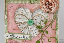 Cards : Shabby Chic/Vintage