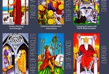 Tarot Top Ten Cards / From Biddy Tarot