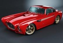 Vintage Ferrari / by Gianni Fontana