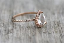 WEDDING RINGS / Handmade wedding rings, handmade wedding bands, eco-conscious jewelry, eco-friendly wedding jewelry, bridal rings, wedding rings for the groom, and more! / by Emmaline Bride | Handmade Wedding Blog
