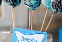 Baby Shower - Planets, Stars & Outer Space!