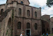 Basilica di S.Vitale, Ravenna, Italy / Fotografie di un matrimonio presso la basilica di S.Vitale a Ravenna
