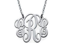 Nameplate jewellry / Celtic necklaces