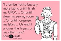 Quilting:Humor / by Susan Sendt