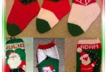 Knitting Holidays--Repins / by Mary Glynn