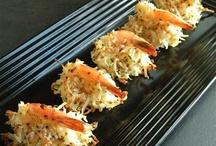 Food-shrimp / by Amy Saffer