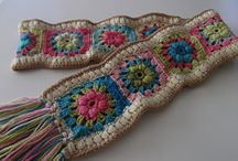 Crochet Inspiration (Items, Yarn, Misc.; not patterns)  / by Wendy Smith