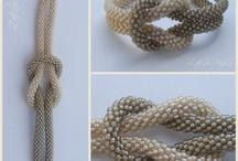 плетение браслетов простых