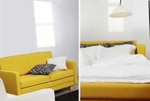 Sofá cama I Sofa bed
