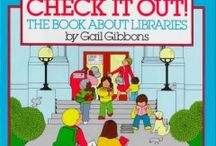 Books about Libraries & Books