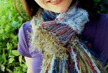 weekend knitting / by Diane Gow-Miklos