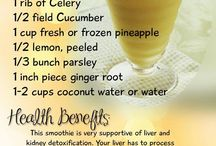 smoothies / by Blissfully Essential Organics