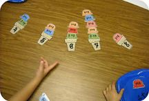 Composing/Decomposing Numbers / by Carrie Cornwell