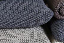 Wallpaper & Knitting
