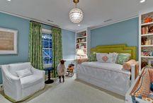 House - Nursery / Ideas for boy and girl nurseries.  / by Audrey LitLover