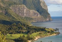 Golf Destinations / Been There & Wish List / by Christy Kingsly