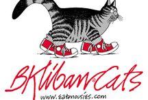 FAMOUS KLIBAN CATS