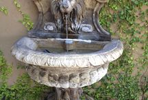 Fountains / Custom fountain installations