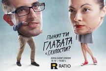 Събития / by Constantine Bachvarov