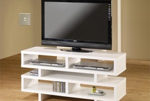 TV Cabinets Stands / Modern traditional TV stands