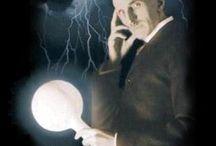 Nikola Tesla Might Really Be Venusian / by Micheal Capaldi
