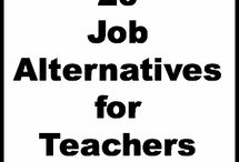 Other jobs for teachers