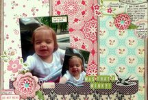 Scrapbooking / Scrapbooking ideas and layouts