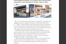 Restaurants we love / Christchurch and Canterbury Restaurants