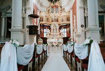 Dubrovnik church wedding