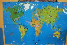 Proyecto la vuelta al mundo en 80 días