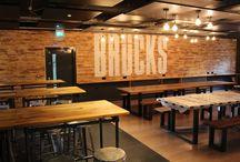 Mary Bruck Cafe, University of Edinburgh, Cafe Refurbishment