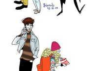 Bande Dessineé / Comic
