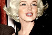 Marilyn Monroe Golden Globe 1962 / Golden Globe 1962