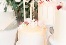 WEDDING CAKE INSPIRATIE