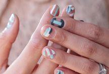 Korean style nails