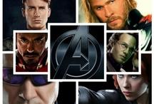 Avengers Assemble / by Nicole Scott
