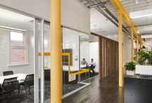 Industrial Office Fitout