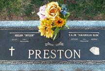 """Amarillo Slim (1928 - 2012) / The life and times of the colourful and eccentric poker player Thomas Austin """"Amarillo Slim"""" Preston, Jr."""