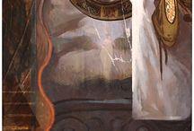 Dragon Age - Tarot