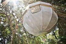 Special camping / Specials ways to camp, unique tents