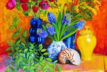 Lovely Paintings and Artwork