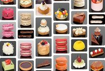 French Pastry / typical French bakery items