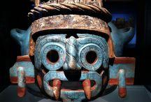 Aztec // Mayan // oä.