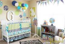 Baba szoba dekor