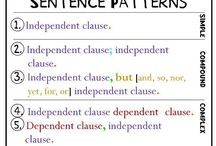 Teaching: combining sentences