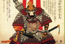 Traditional Samurai Art