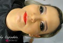 Lu Espíndola Make Up
