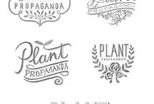 Logo Design Inspiration / logos and graphic design