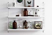Obsessed with open shelves #minimalistic